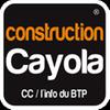 Nouveau site LAMY chez CONSTRUCTION CAYOLA